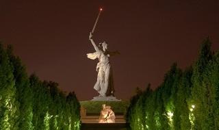 Волгоград. Скульптура
