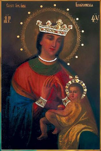 Балыкинская икона Божьей Матери