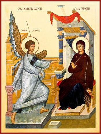 Благовещение Пр.Богородицы