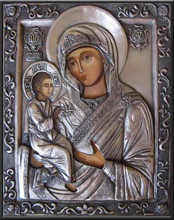 Гребневская икона Божьей Матери